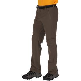 Regatta Xert Stretch Z/O II - Pantalon long Homme - marron